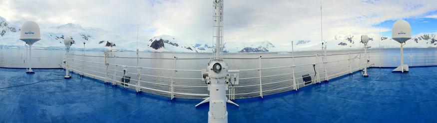 Quark Ship Panoramic