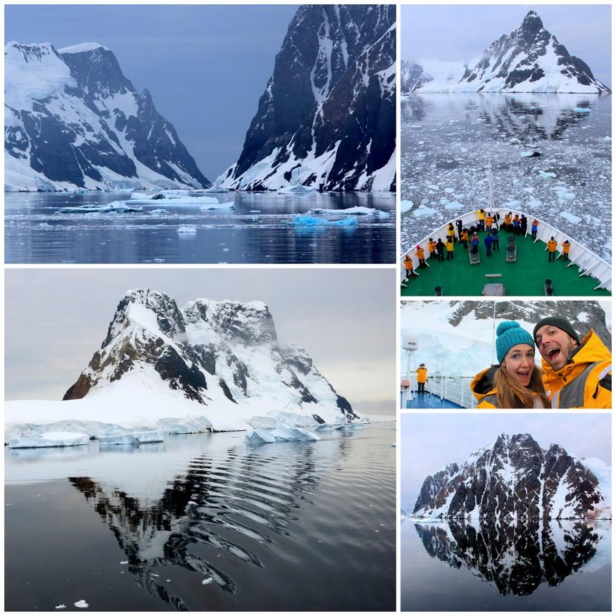 Kodak Gap, Antarctica