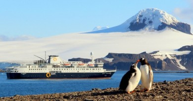 Antarctica Honeymoon: The Expedition Begins!