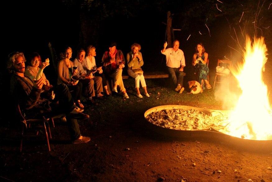 Candelaria del Monte guests