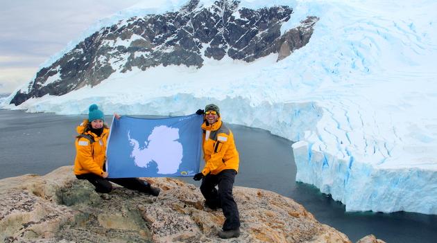 Antarctica Honeymoon