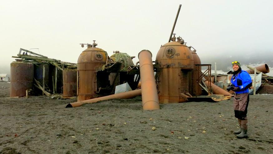 Whaling Station Antarctica