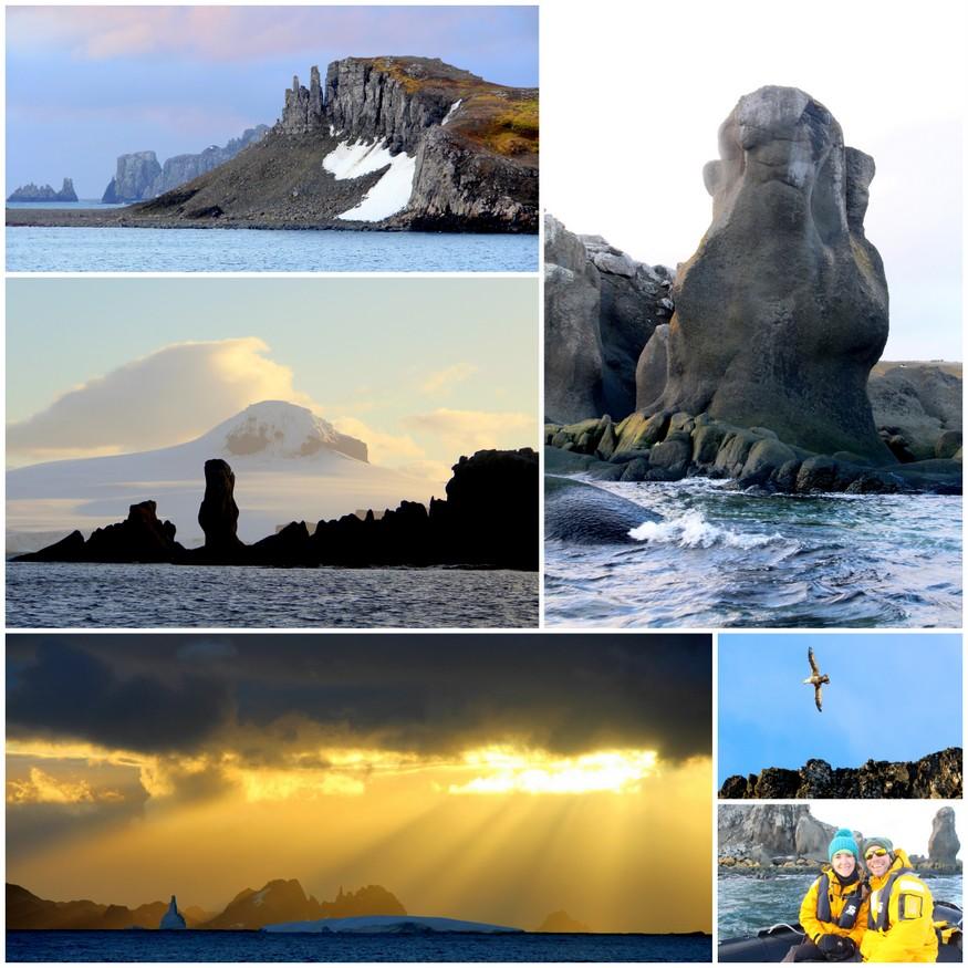 Aitcho Islands Antarctica