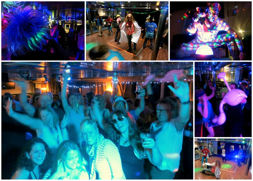 Quark Expeditions Party