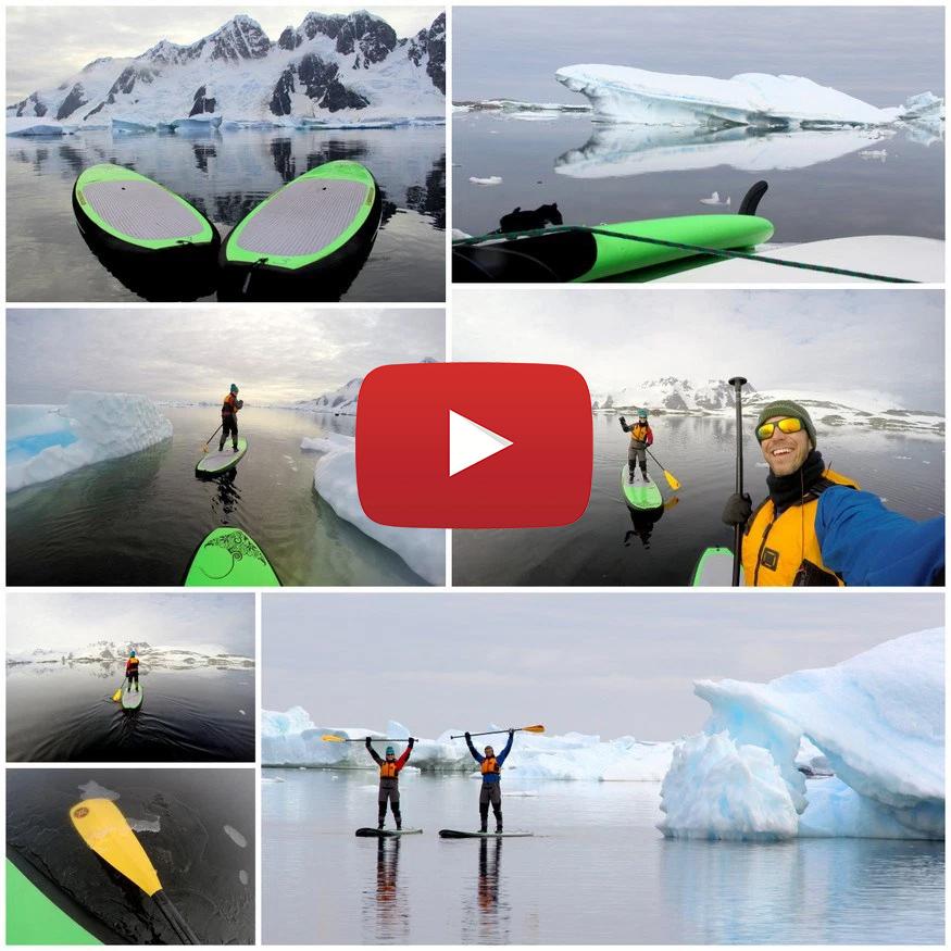 SUP-Antarctica-Video