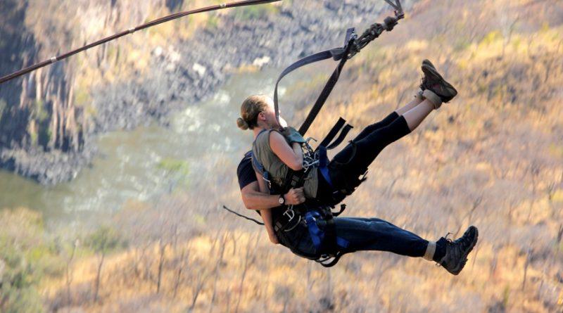 gorge swing zambia