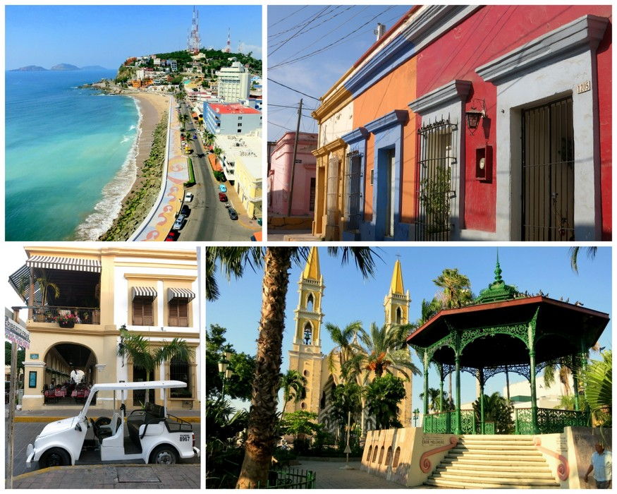 Mazatlan old town