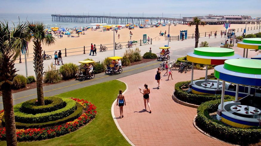 Photo by the Virginia Beach Convention & Visitors Bureau
