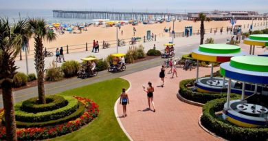Eat, Play, Sleep: Virginia Beach