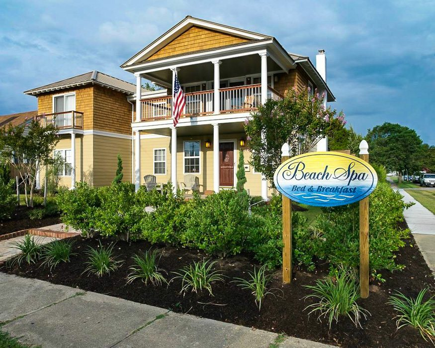 Virginia Beach Beach Spa Inn