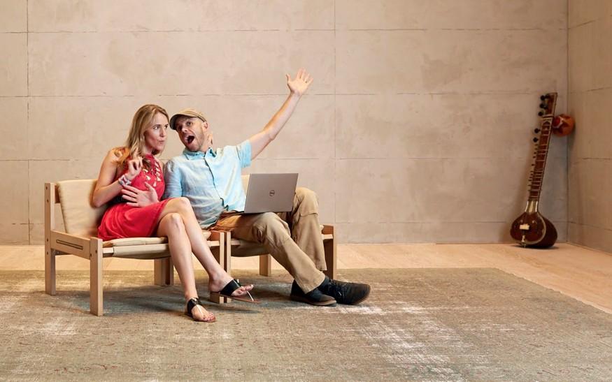 Mike Howard Anne Howard Microsoft Commercial