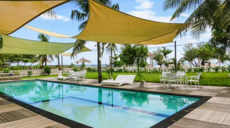 Gili Eco Villas Poolside