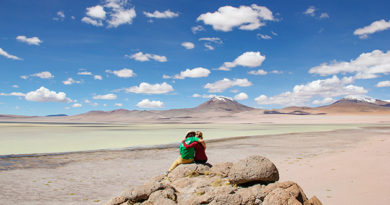 Bolivia Hug