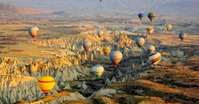 What Travel Dreams are Made of: Cappadocia