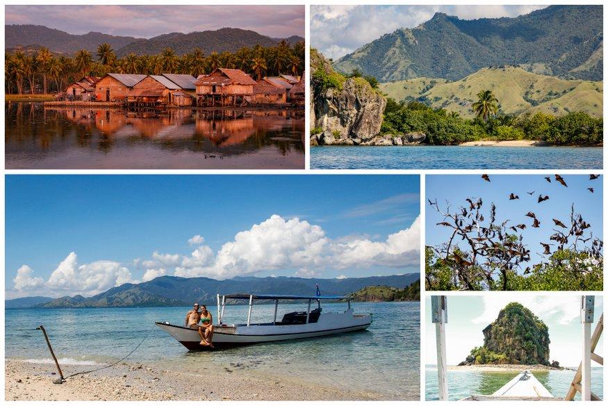 boat trip 17 islands