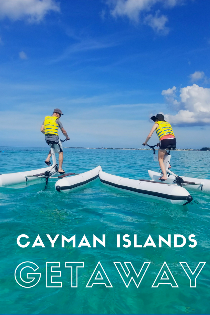 Cayman Islands Getaway HoneyTrek