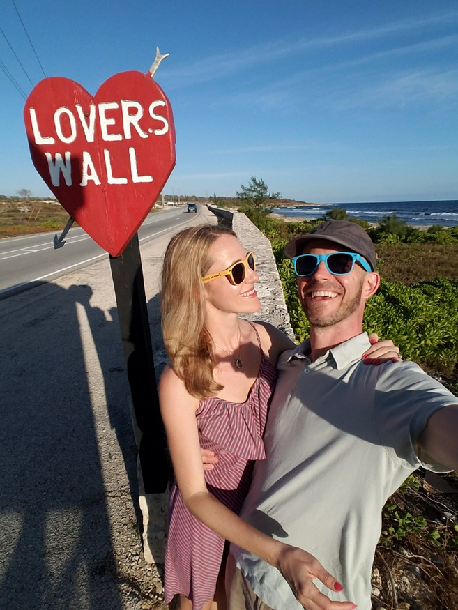 Road Tripping Grand Cayman