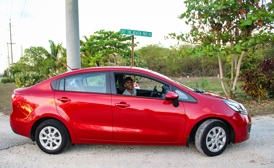 Road Trip Grand Cayman
