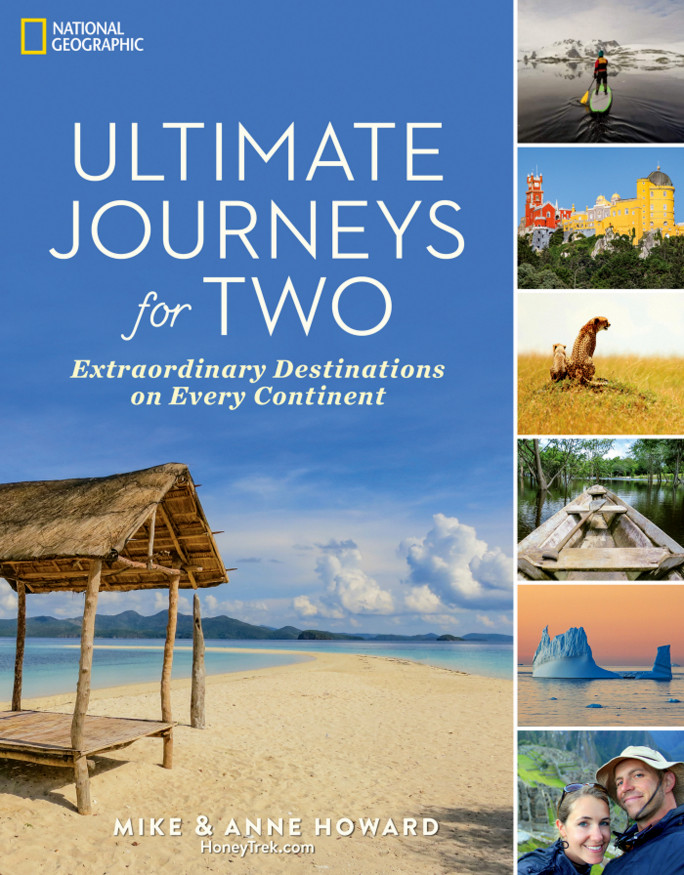 Ultimate Journeys for Two Book Cover