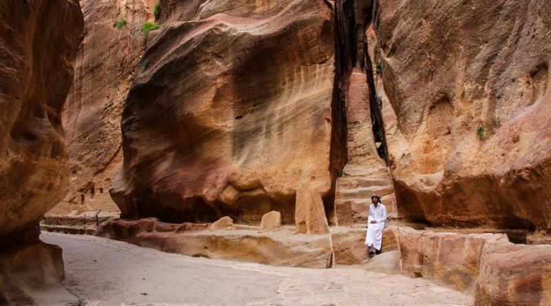 Couples Adventure in Petra Jordan