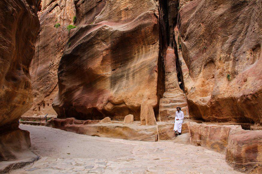 Couples Adventure in Petra Jordan