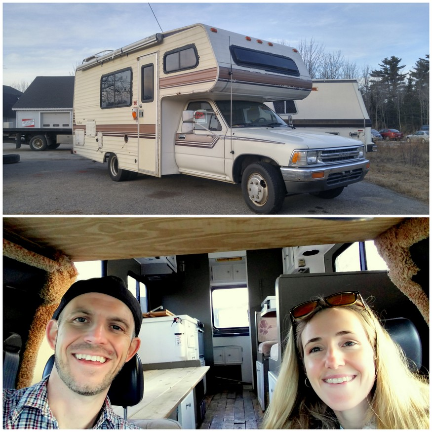 Buying a Vintage RV