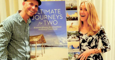 Book Tour: Ultimate Journeys for Two
