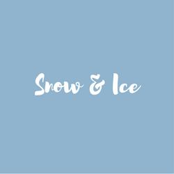 HoneyTrek Trips Snow & Ice