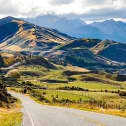 New Zealand South Island Road Trip