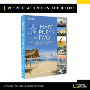 National Geographic HoneyTrek Ultimate Journeys for Two