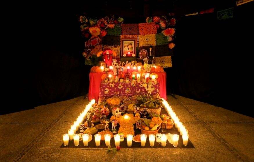 Ofrenda Día de Muertos