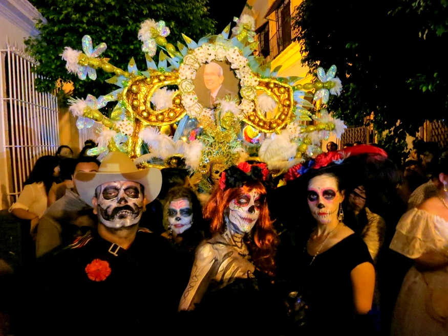 Best places to celebrate Day of the Dead in Central Mexico