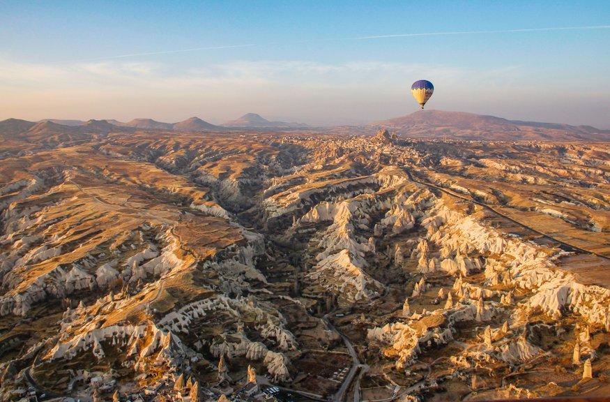 Cappadocia Turkey - HoneyTrek.com