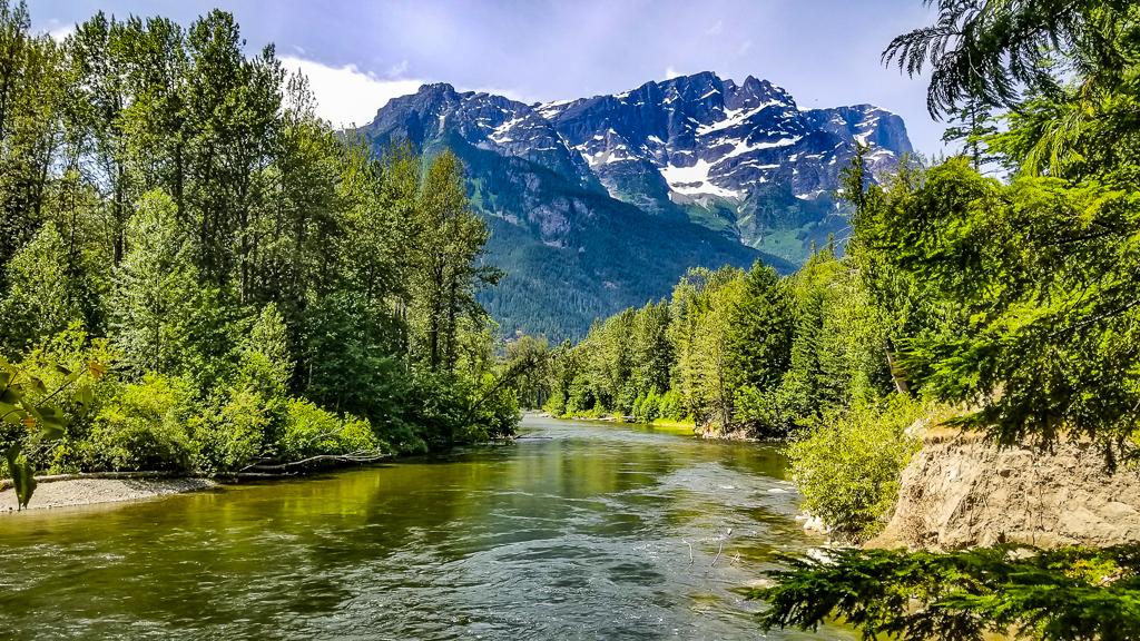 British Columbia Bear Watching Bella Coola Valley