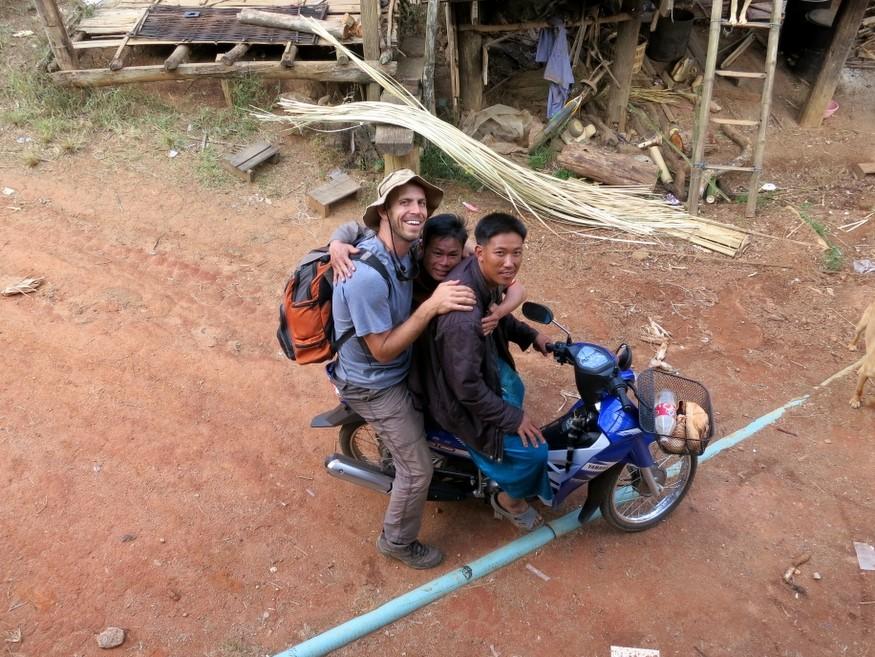 Motorbiking Thailand