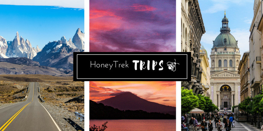 HoneyTrek Travel Agency