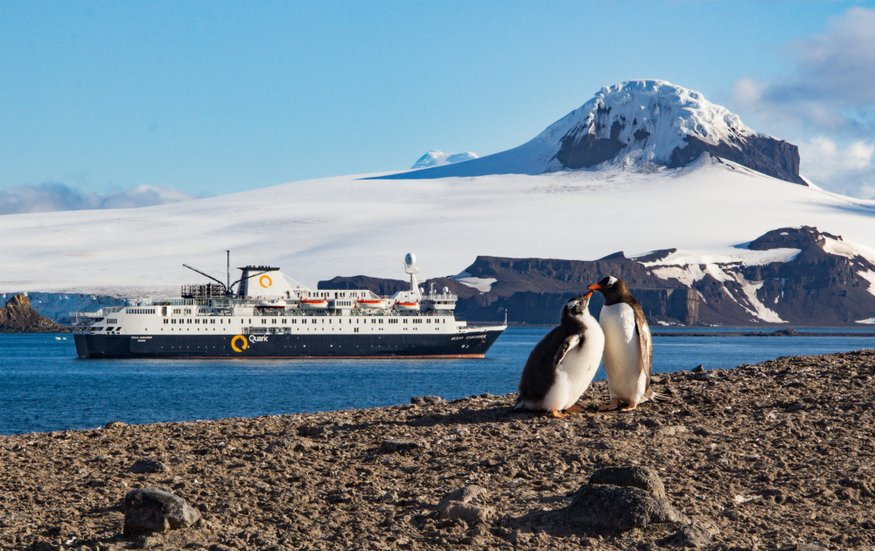 Antarctica Must-see destination for 2018