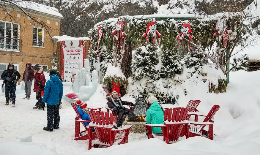 Montreal Winter Festival 2020 The World's Biggest Winter Carnival
