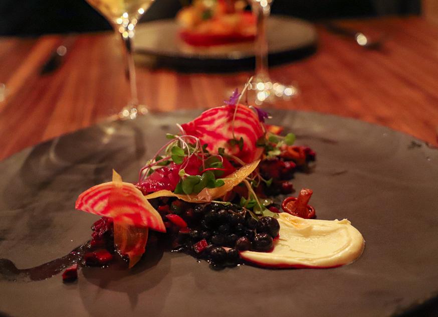 Quebec City's best vegetarian dishes