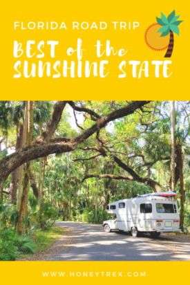 Florida Road Trip Blog