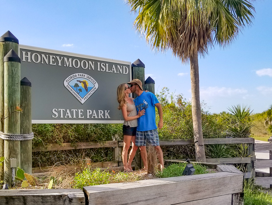 North Florida Road Trip to Honeymoon Island