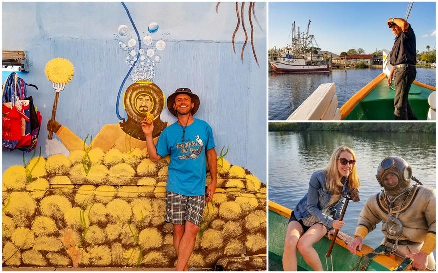 Sponge Tour Tarpon Springs Florida
