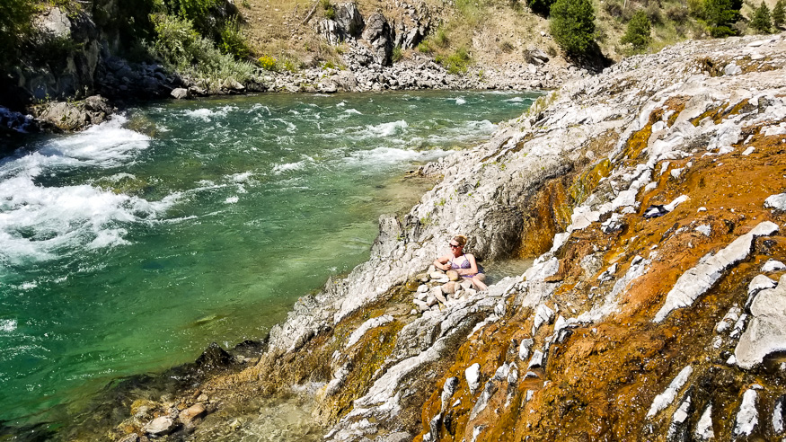 Best Hot Springs in Idaho