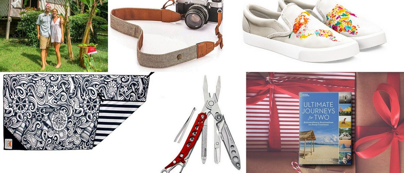 Top Travel Gifts from 18 World Explorers