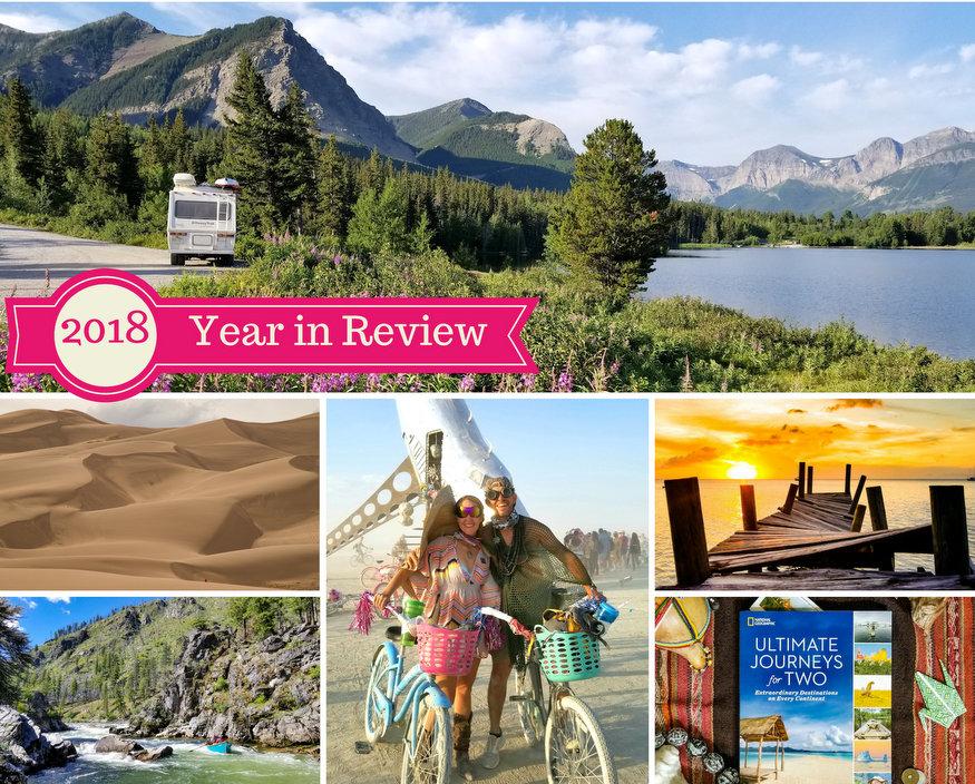 HoneyTrek Travel Year in Review