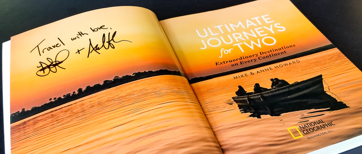 Ultimate Journeys for Two Signed