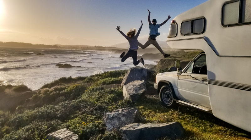 SLO Road Trip California