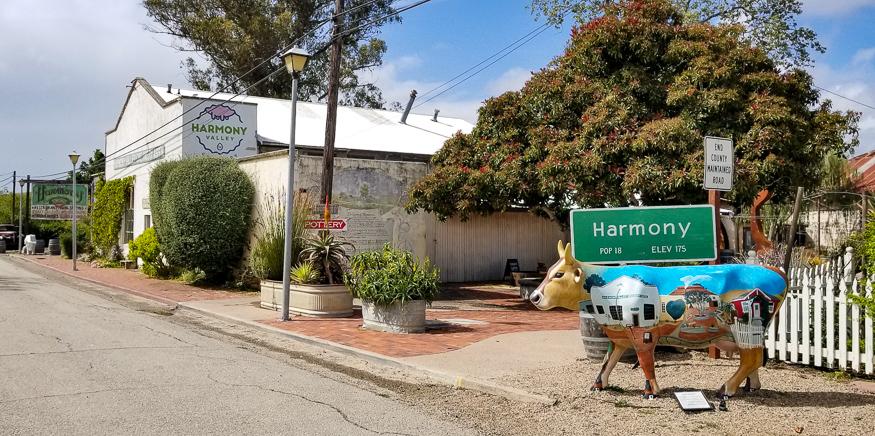 Town of Harmony California