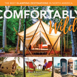 Comfortably Wild: Glamping Book