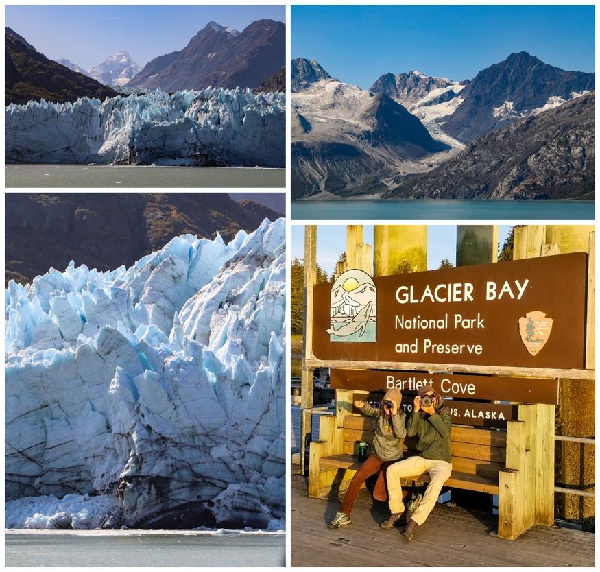 Adventure Cruising Glacier Bay National Park